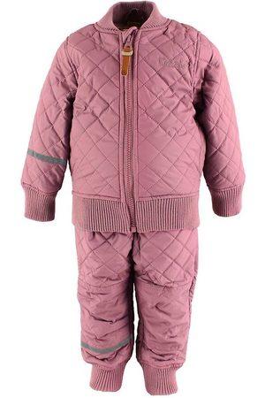CeLaVi Flicka Skidkläder - Termokläder m. Fleece - Coated