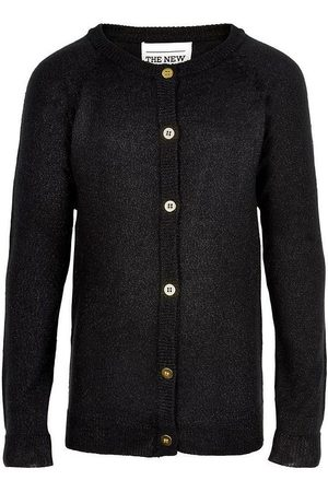 The New Flicka Cardigans - Cardigan - Svart m. Glitter