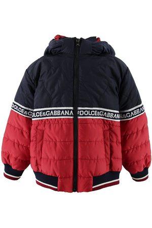 Dolce & Gabbana Dunjacka - Marinblå/
