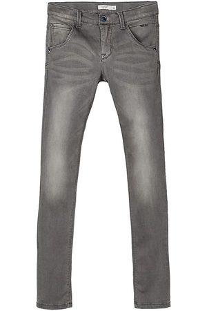 NAME IT Jeans - Noos - Nitclas - Mörkgrå