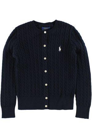 Ralph Lauren Polo Cardigan - Stickat - Marinblå