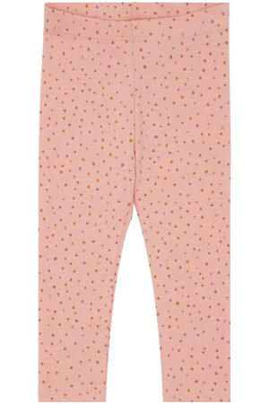 Soft Gallery Leggings - Paula - Rose Cloud m. Prickar