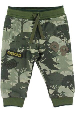 Dolce & Gabbana Pojke Joggingbyxor - Sweatpants - Camouflage