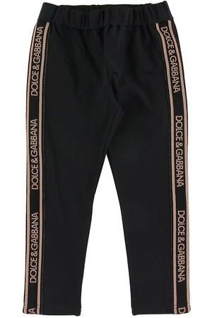 Dolce & Gabbana Flicka Leggings - Leggings - m. Logo