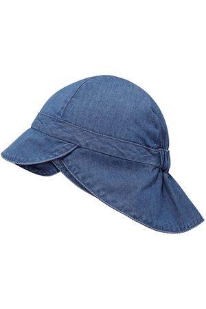 Soft Gallery Hattar - Legionärshatt - Huxi - Denim Blue