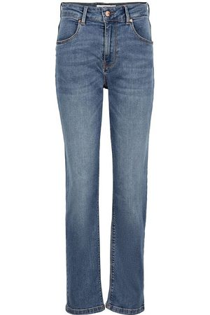 Cost:Bart Flicka Jeans - Jeans - Erna Mom Fit - Medium Blue Wash