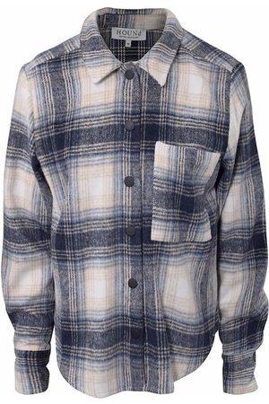 Hound Skjorta - Blårutig