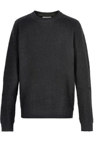 Cost:Bart Flicka Stickade tröjor - Tröja - Ull/Viskös - Stickad - Kave