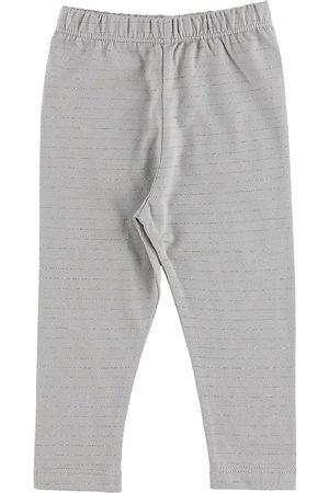 Gro Flicka Leggings - Leggings - Malak - Grey