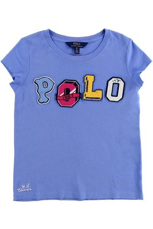 Ralph Lauren Polo T-shirt - m. Patches