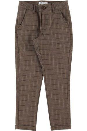 Hound Chinos - Fashion Chino Checks - Brown