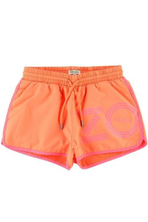 Kenzo Flicka Shorts - Shorts - Sport Line Logo