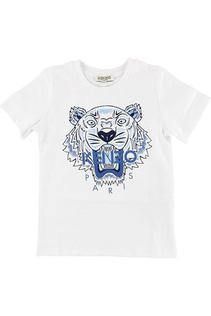 Kenzo T-shirt - m. Tiger
