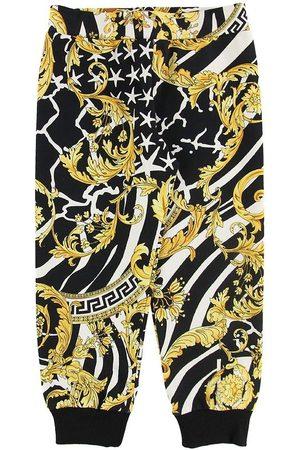 VERSACE Versace Sweatpants - m. Guldtryck