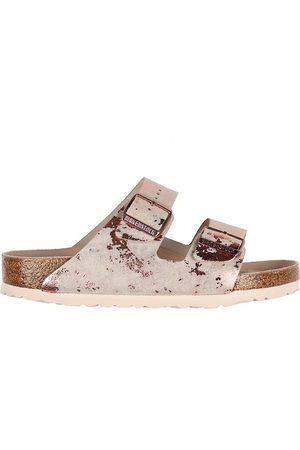 Birkenstock Flicka Sandaler - Sandaler - Arizona - Vintage Metallic Rose Copper