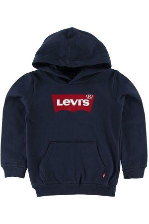 Levi's Hoodies - Hoodie - Batwing - Marinblå