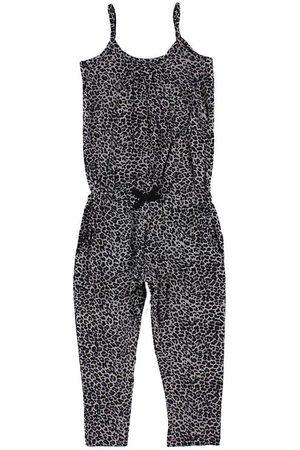 Marmar Copenhagen Flicka Jumpsuits - Jumpsuit - Rio - Leopardtryck