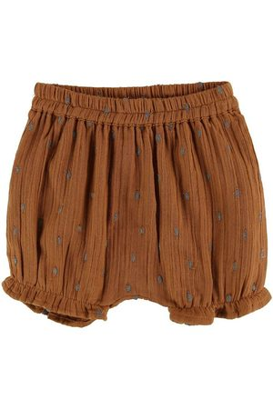 Mini A Ture Bloomers - Kanin - Leather Brown