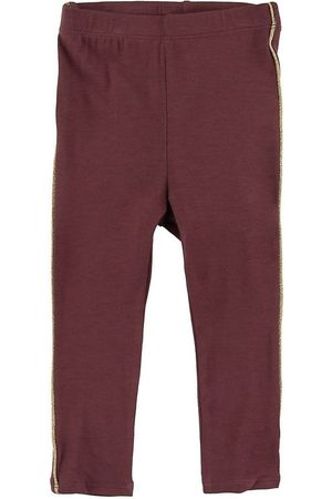 Soft Gallery Flicka Leggings - Leggings - Paula - Oxblood Red