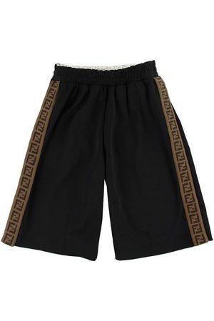 Fendi Shorts - Shorts - m. Ränder/Knappar