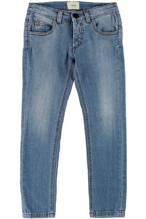 Fendi Kids Jeans - m. Hjärtan