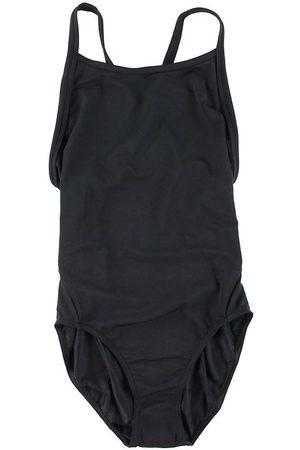 Funkita Baddräkt - Diamond Back - UV50+ - Still Black Solid
