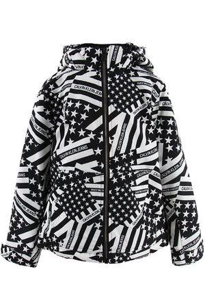 Calvin Klein Pojke Sommarjackor - Jacka - / m. Flagga
