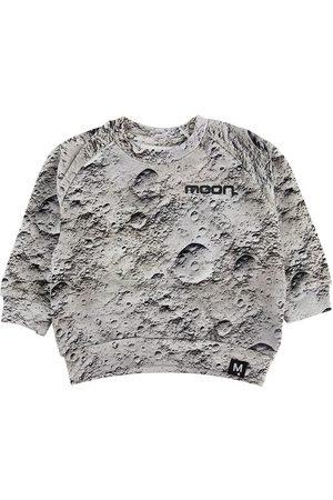 Molo Pojke Sweatshirts - Sweatshirt - Disco - Moon