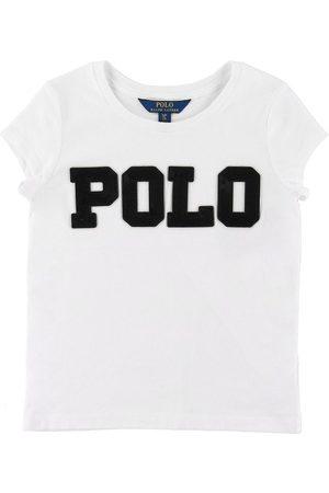Ralph Lauren Flicka T-shirts - Polo T-shirt - m. /Paljetter