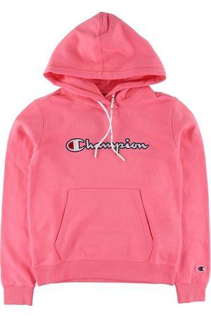 Champion Hoodies - Fashion Hoodie - Pink m. Logo