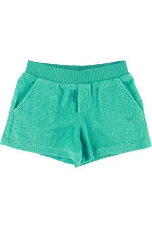 Emporio Armani Flicka Shorts - Shorts
