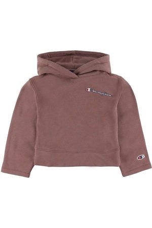 Champion Flicka Hoodies - Hoodie - Cropped