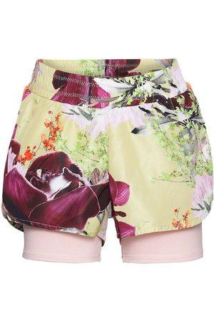 Molo Flicka Shorts - Shorts - Omari- Wild Orchid