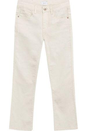 Grunt Jeans - Flare - Ecru
