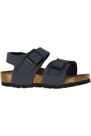Birkenstock Sandaler - New York - Marinblå