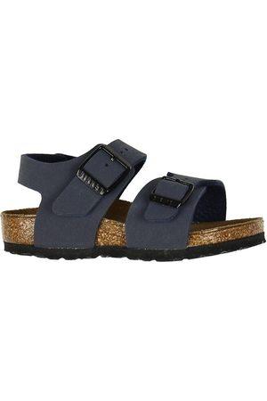 Birkenstock Sandaler - Sandaler - New York - Marinblå