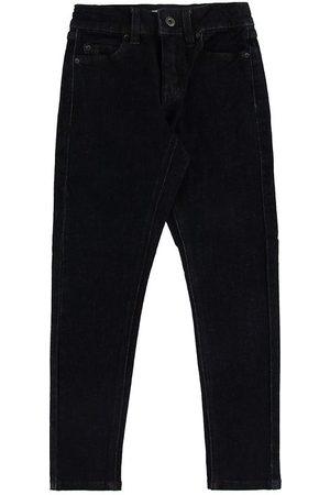 Grunt Flicka Jeans - Jeans - Stay Dark - Navy Raw