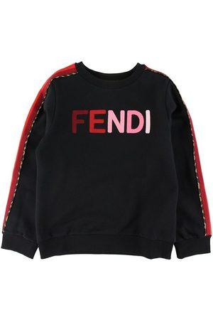 Fendi Flicka Sweatshirts - Sweatshirt - /Rose