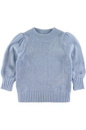 Grunt Baby Stickade tröjor - Tröja - Christina - Stickad - Baby Blue