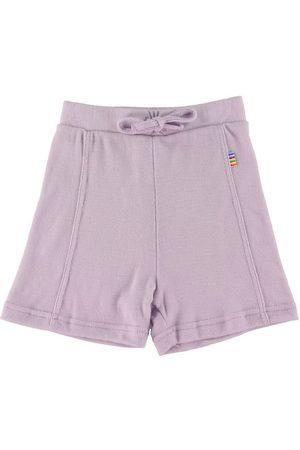 Joha Shorts - Ull - Lavendel