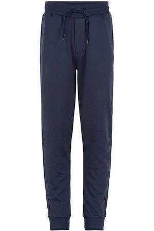 Minymo Sweatpants - Marinblå