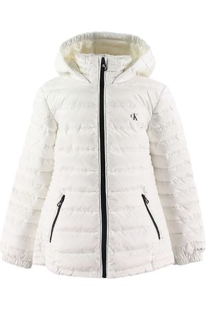 Calvin Klein Flicka Dunjackor - Dunjacka - Fitted Light Down Jacket