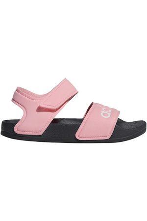 adidas Flicka Sandaler - Strandsandaler - Adilette K - True Pink