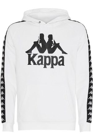 Kappa Hoodies - Hoodie - Banda Bzaba - m. Logo