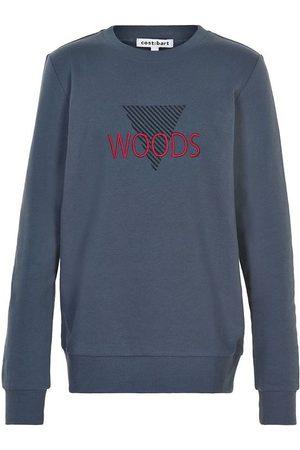 Cost:Bart Flicka Sweatshirts - Sweatshirt - Kresten - Ombre Blue