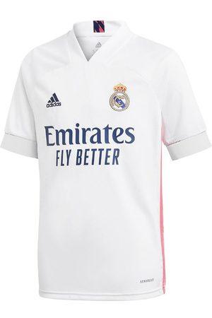 adidas Kortärmade - Hemtröja - Real Madrid