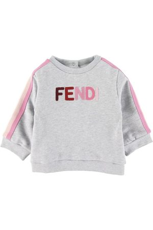 Fendi Sweatshirt - Grå/Rose