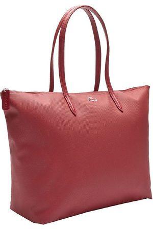 Lacoste Väska - Small Shopping Bag - Alizarine