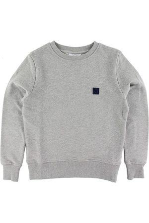 Grunt Sweatshirt - Joy - Gråmelerad