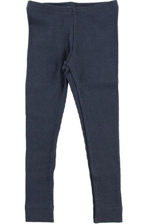Marmar Copenhagen Leggings - Modal - Blue